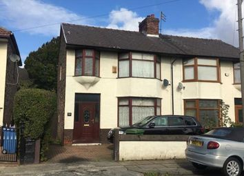 Thumbnail 3 bed semi-detached house for sale in 58 Yew Tree Road, Walton, Liverpool
