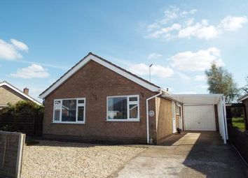Thumbnail 2 bed bungalow for sale in Clenchwarton, King's Lynn, Norfolk