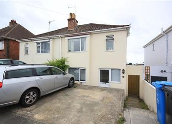 Thumbnail 3 bedroom semi-detached house to rent in Salisbury Road, Parkstone, Poole