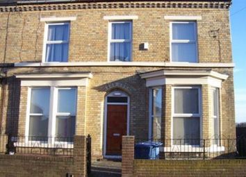 Thumbnail 8 bedroom property to rent in Hartington Road, Toxteth, Liverpool