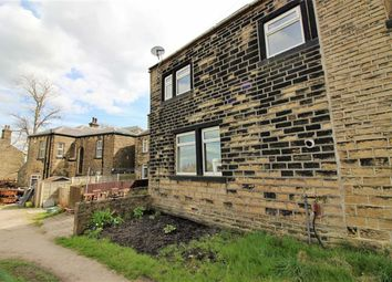 Thumbnail 2 bed terraced house for sale in Knowl Road, Golcar, Huddersfield