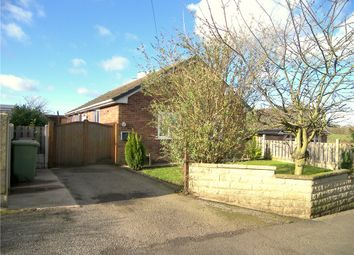 Thumbnail 3 bedroom detached bungalow for sale in Quarry Lane, Stonebroom, Alfreton