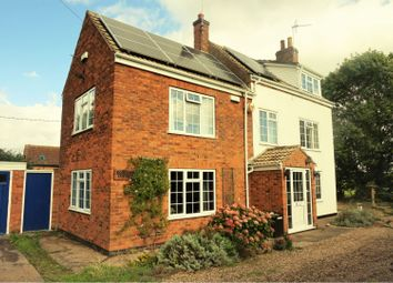 Thumbnail 5 bed cottage for sale in Stapleford Lane, Brough, Newark