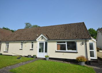 Thumbnail 4 bed detached bungalow for sale in Lamb Park, Chagford, Newton Abbot