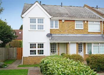 3 bed end terrace house for sale in Ravenswood Close, Cobham, Surrey KT11