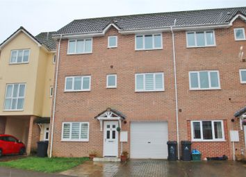 Thumbnail 4 bed terraced house for sale in Princess Royal Road, Bream, Lydney