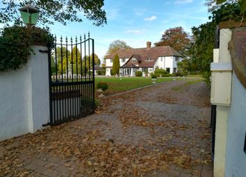 Thumbnail 6 bed detached house for sale in Rushmore Hill, Knockholt, Sevenoaks