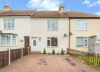 Thumbnail 2 bed terraced house for sale in Oxenhill Road, Kemsing