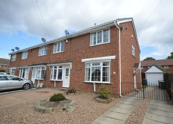Thumbnail 2 bed semi-detached house for sale in Willow Grove, Ossett