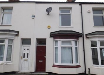 Thumbnail 2 bedroom terraced house for sale in Falkland Street, Middlesbrough, North Yorkshire