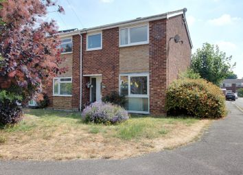 Thumbnail 3 bed terraced house for sale in Avon Court, Eaton Socon, St. Neots