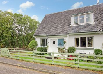 Thumbnail 3 bed end terrace house for sale in 33 Cruachan Cottages, Taynuilt