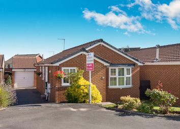 Thumbnail 2 bedroom detached bungalow for sale in Hoober Court, Rawmarsh, Rotherham