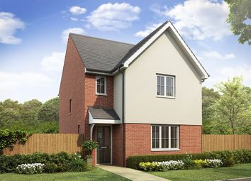 "Thumbnail 3 bed detached house for sale in ""The Hatfield "" at Southminster Road, Burnham-On-Crouch"