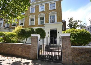 Thumbnail 3 bed flat to rent in Hamilton Terrace, London