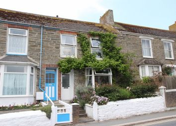 Thumbnail 3 bed terraced house for sale in Beacon Road, Newquay