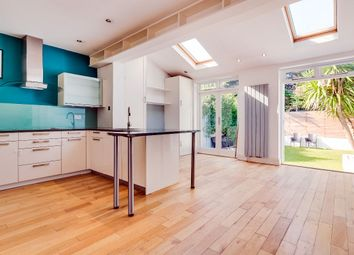 Stanley Road, London SW14. 4 bed terraced house