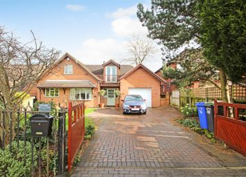 4 bed detached house for sale in Rosewood, Simonburn Avenue, Penkhull, Stoke-On-Trent ST4