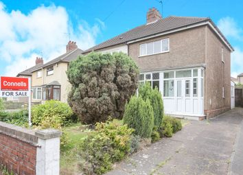 Thumbnail 3 bed semi-detached house for sale in Fordhouse Road, Bushbury, Wolverhampton