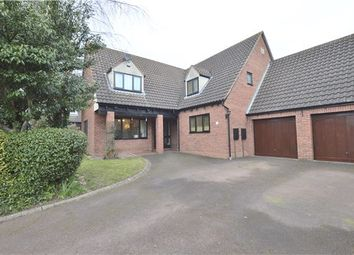 Thumbnail 4 bed detached house for sale in Newtown, Tewkesbury, Gloucestershire