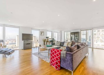2 bed flat for sale in Quadrant Walk, Canary Wharf E14