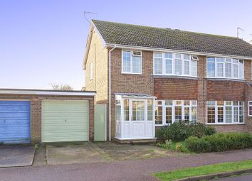 Thumbnail 3 bed semi-detached house for sale in Mornington Crescent, Felpham