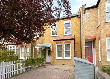 Thumbnail 4 bed terraced house for sale in Pepys Road, West Wimbledon, London