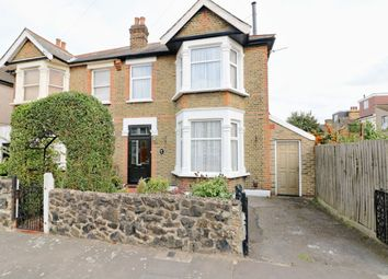 Thumbnail 4 bed semi-detached house for sale in Beddington Road, Ilford