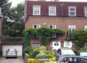 Thumbnail 4 bed town house for sale in Jade Terrace, Marston Close, Swiss Cottage