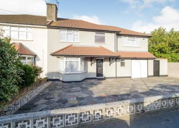 Thumbnail 4 bed semi-detached house for sale in Tudor Crescent, Ilford