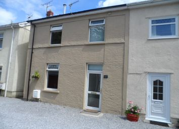 Thumbnail 2 bed semi-detached house to rent in Watkins Terrace, Caerbont, Swansea