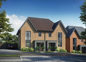 "Thumbnail 3 bed property for sale in ""Oxford"" at New House Farm Drive, Birmingham"