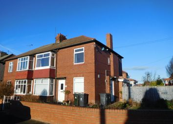 Thumbnail 2 bed flat to rent in Fairfield Drive, Whitley Bay