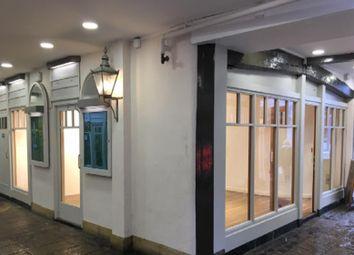 Thumbnail Retail premises to let in Cornmarket Street, Oxford