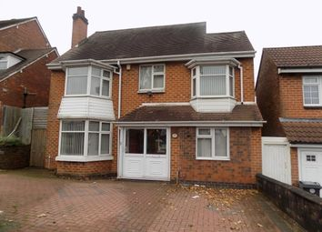 Thumbnail 6 bed detached house for sale in Sandwell Road, Handsworth, Birmingham