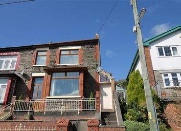 Thumbnail 3 bed terraced house for sale in Turberville Road, Porth, Porth