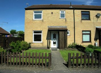 Thumbnail 3 bed terraced house to rent in Hardstaff Close, Retford