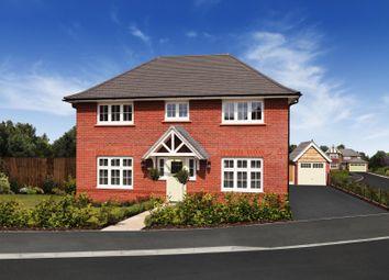 Thumbnail 4 bedroom detached house for sale in Plot 337 The Harrogate, Lady Lane, Blunsdon, Swindon
