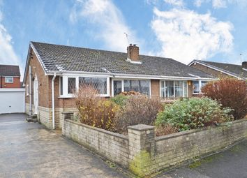 Thumbnail 3 bed semi-detached bungalow for sale in Westfield Drive, Ossett