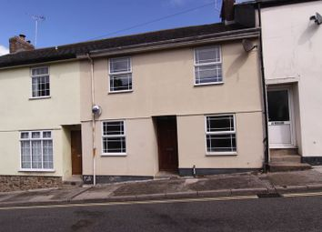 Thumbnail 4 bed terraced house for sale in Fore Street, North Tawton