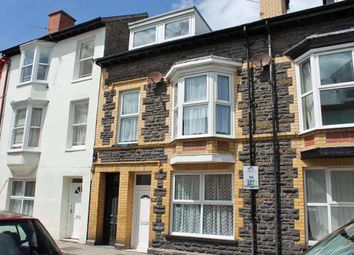 Thumbnail 6 bed terraced house to rent in 12 Portland Road, Aberystwyth
