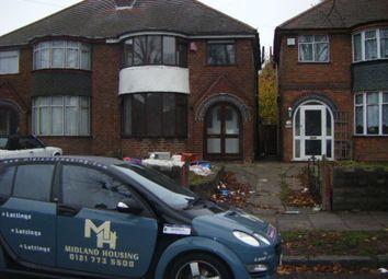 3 bed semi-detached house to rent in Stud Lane, Birmingham B33