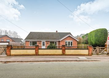 Thumbnail 3 bed detached bungalow for sale in School Road, Norton Canes, Cannock