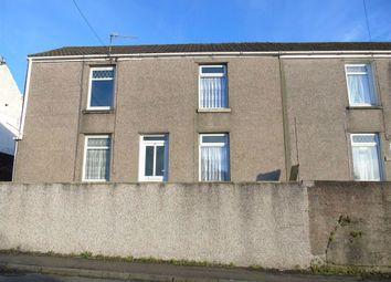 Thumbnail 3 bed terraced house for sale in Jersey Road, Bonymaen, Swansea