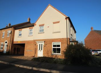 Thumbnail 4 bed link-detached house for sale in Sankey Drive, Hadley, Telford