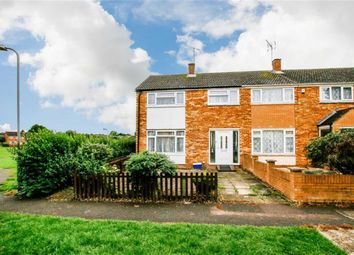 Thumbnail 3 bed end terrace house for sale in Buckfast Avenue, Bletchley, Milton Keynes, Bucks