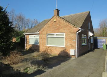 Thumbnail 3 bed detached house for sale in Franklyn Crescent, Peterborough