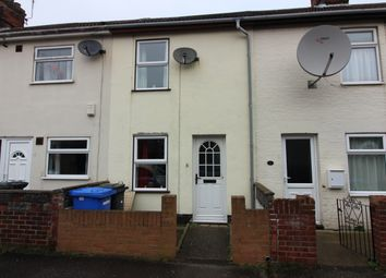 Thumbnail 3 bed terraced house to rent in Ontario Road, Lowestoft, Suffolk