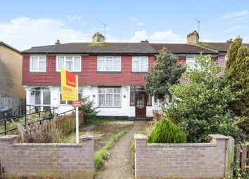 Thumbnail 3 bed terraced house for sale in Warren Drive South, Surbiton