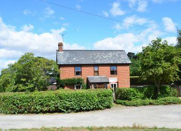 Thumbnail 3 bed detached house for sale in Camel Green Road, Alderholt, Fordingbridge